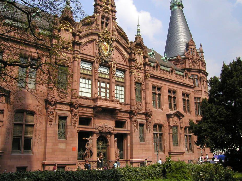 دانشگاه های خوب آلمان